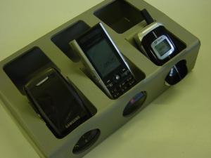 support de téléphone portable